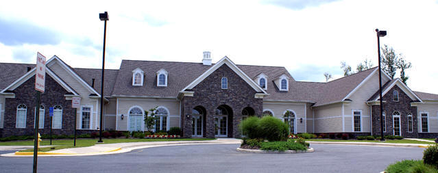 Falls Run by Del Webb - Clubhouse